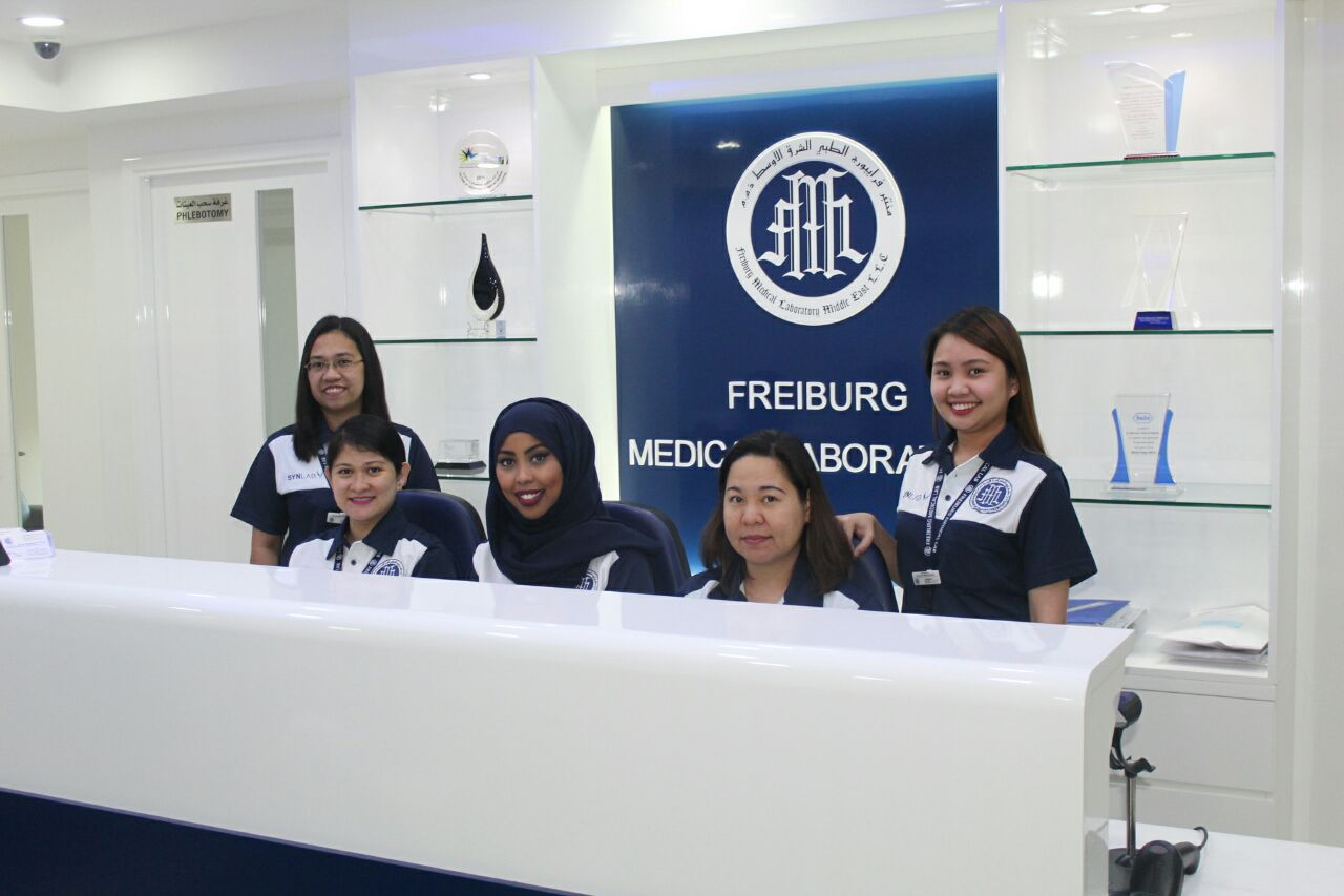 Our Team | Freiburg Medical Laboratory, Dubai